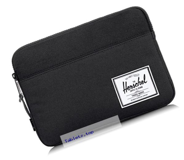 Herschel Supply Co. Anchor Sleeve for Ipad Air, Black, One Size
